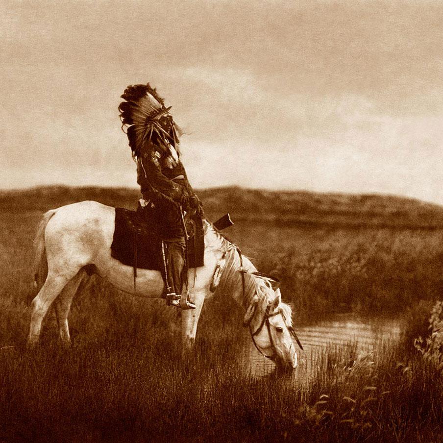 Edward Sheriff Curtis : la mémoire photographique des peuples amérindiens
