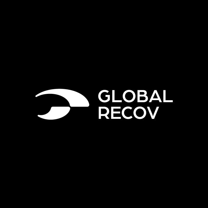 Conception du logotype de GLOBAL RECOV – Les étapes