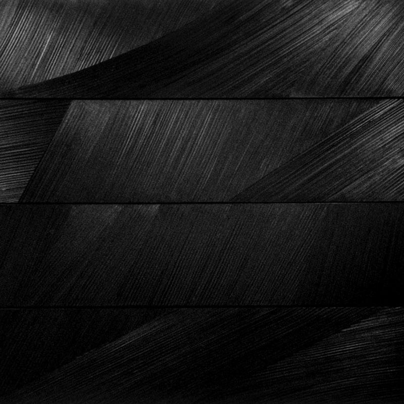 Pierre Soulages : noir comme neige