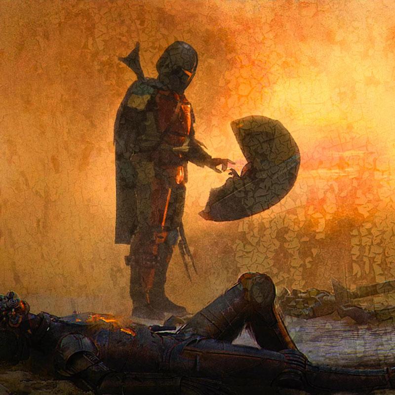 L'étonnante révolution narrative, esthétique et écologique de The Mandalorian